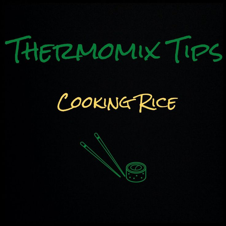 Cooking Rice Title