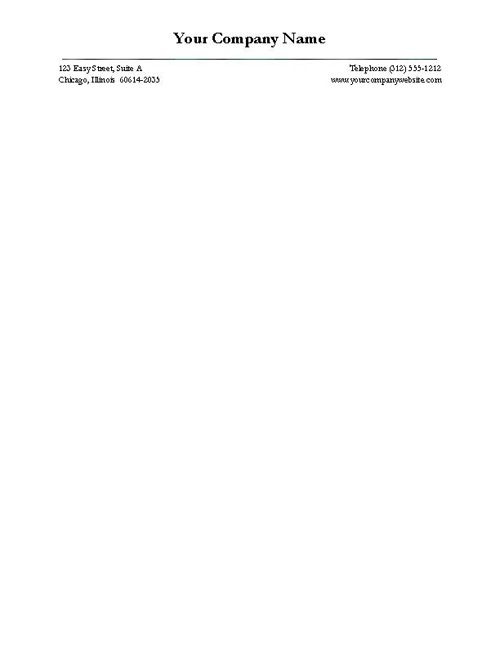 Best 25 Free letterhead templates ideas – Free Letterhead Templates for Word