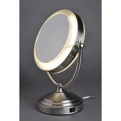 Broadway Lighted Vanity Mirror Gloss Black : 1000+ ideas about Lighted Vanity Mirror on Pinterest Mirror vanity, Diy makeup vanity and Diy ...