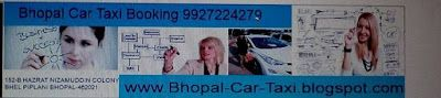 Best Car Taxi In Indore  Call 98 26 00 88 99 : A1 Best Cabs Bhopal Call 09111157965