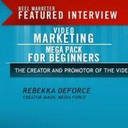 My first Interview :) http://www.reelmarketer.com/2013/07/magic-media-force-rebekka-deforce/