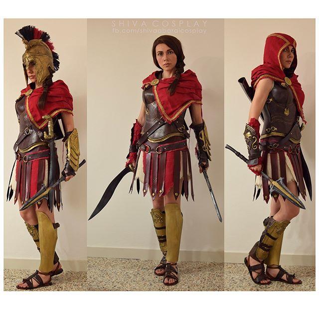 assassins creed odyssey best looking armor kassandra