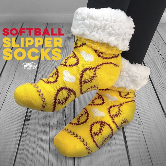 It might not be softball season but your wardrobe will be still represent.