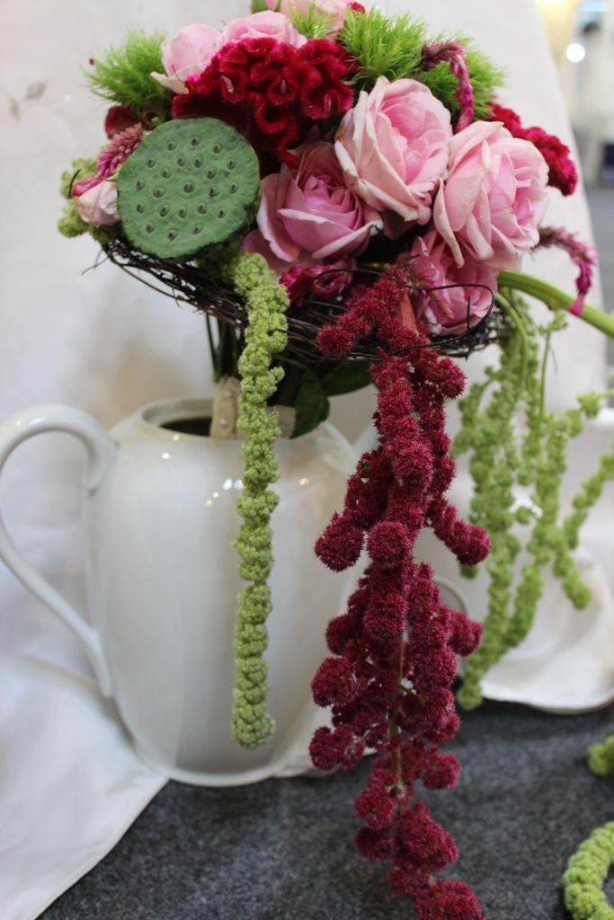 Aranjamente de nunta - tematica de ceai englezesc.