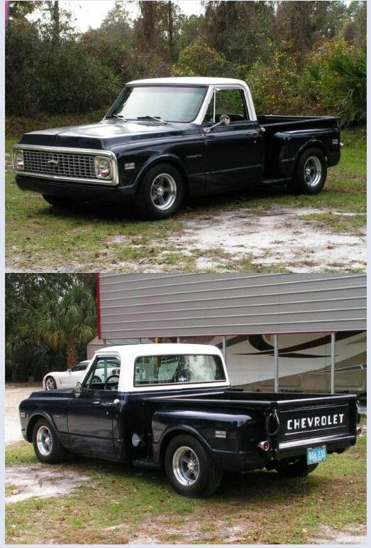 Chevy step side truck ° ~ °