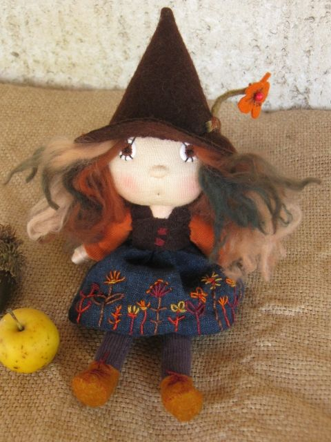 Autumn elf from Trilli