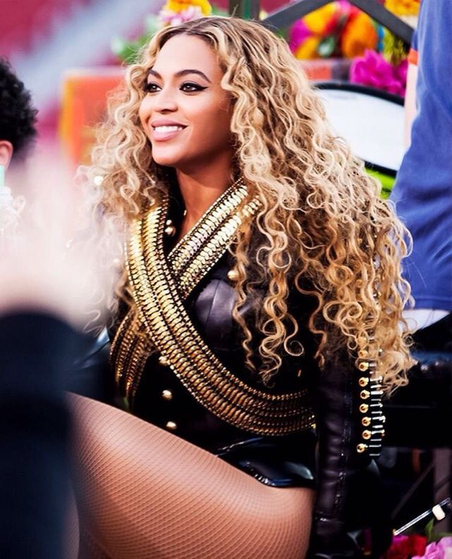 Beyoncè performs onstage during the Pepsi Super Bowl 50 Halftime Show at Levi's Stadium on February 7, 2016 in Santa Clara, California.