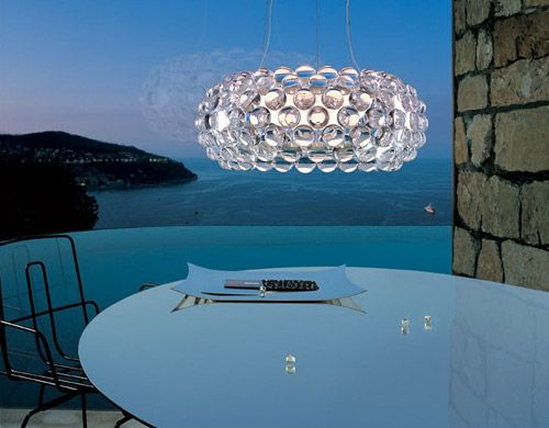 caboche suspension lamp by Patricia Urquiola & Eliana Gerotto