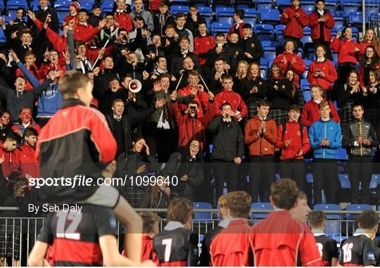 St. Fintan's High School v The High School - Bank of Ireland Schools Fr. Godfrey Cup Round 2