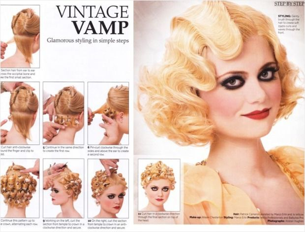 1920er Jahre inspirierte Hochzeitsfrisuren Sie sagte, die Vereinigten Staaten Prime 1920 Frisuren für kurze Haare ...