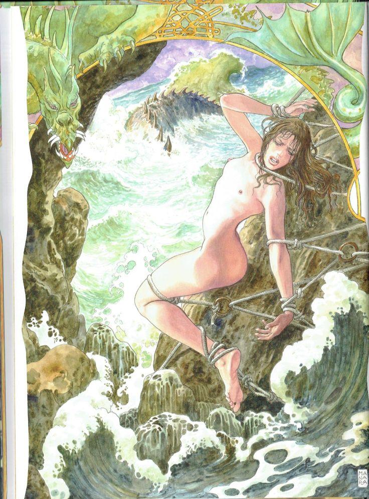 Manara Maestro dell'Eros-Vol. 21, Jolanda De Almaviva-4