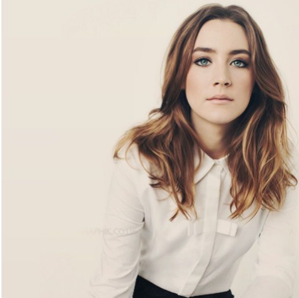 saoirse ronan literally so gorgeous