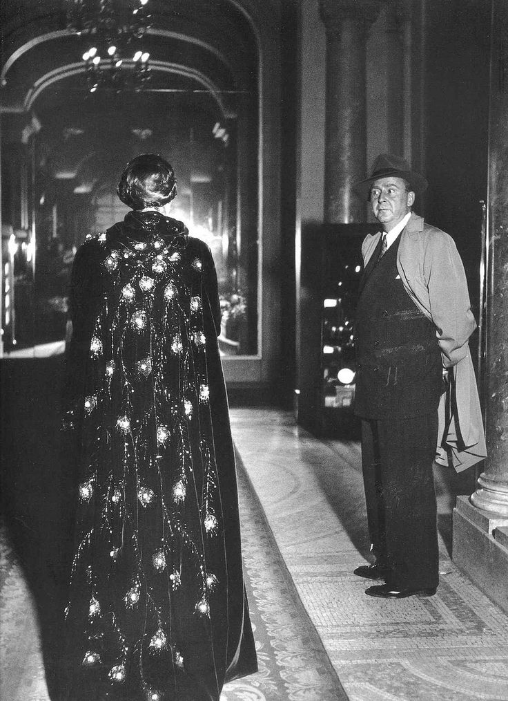 Woman Walking  Paris,1948 by Robert Doisneau