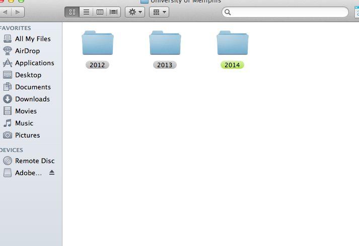 Organized Charm: Computer File Organization