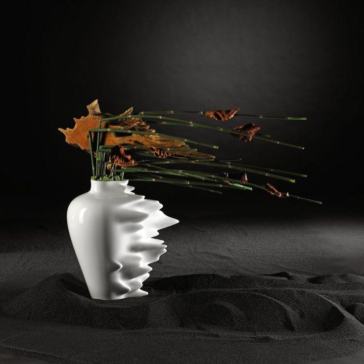 designová porcelánová váza-Phases ROSENTHAL