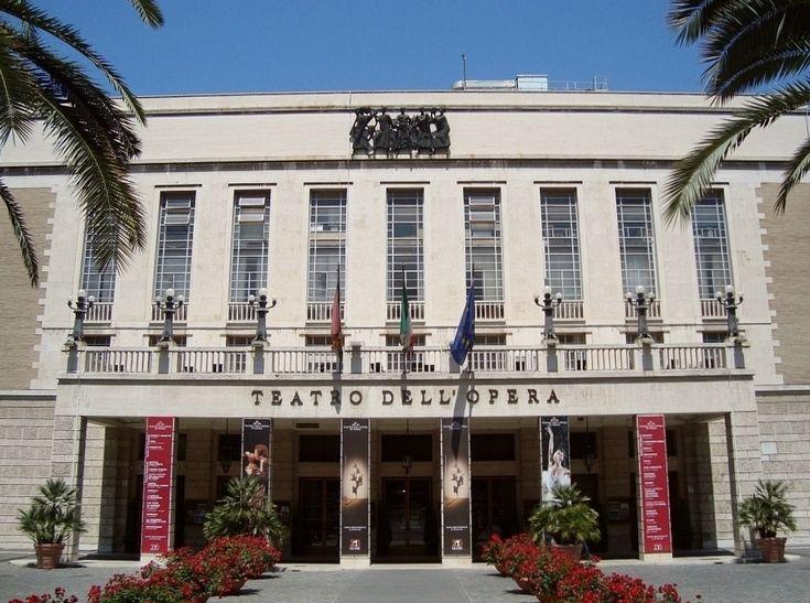Римская опера. Как выглядят лучшие в мире конференц-залы — смотрите и читайте, мы постоянно собираем и обновляем информацию.