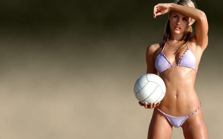 Bikini desktop girls