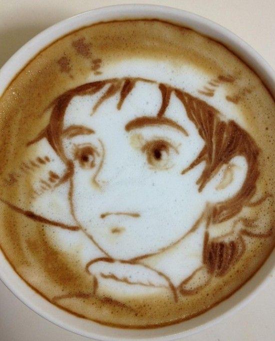 Latte Art by Sugi