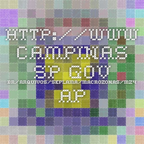 http://www.campinas.sp.gov.br/arquivos/seplama/macrozonas/MZ4_apresentacao_inicial_ABR-10.pdf
