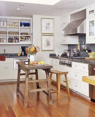 Scaled Back Cabinetry