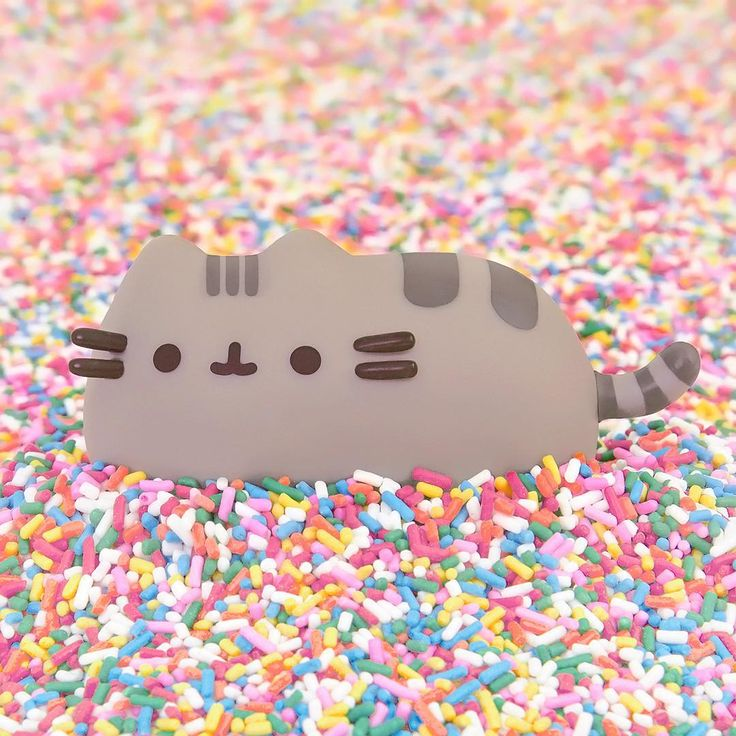 The first ever Pusheen vinyl figure is only available in the first @pusheenbox ! The sprinkles are not included, but lots of surprise Pusheen items are! Limited debut boxes are available so subscribe to guarantee you get this rare collectible before they're gone! #Pusheen #PusheenBox
