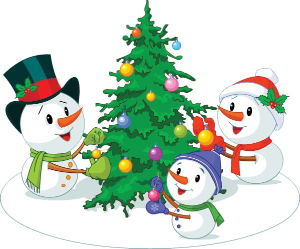 Клипарт - Снеговик.. Обсуждение на LiveInternet - Российский Сервис Онлайн-Дневников