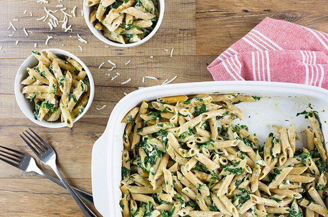 Recipe:+Creamy+Mac+and+Alfredo