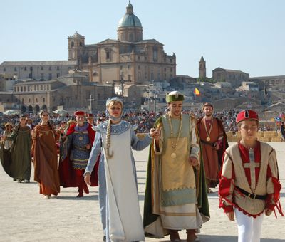 Palio dei Normanni in Piazza Armerina, Sicily | 12th, 13th and 14th August every year