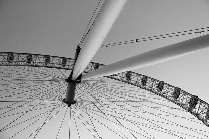 London Eye. Photo: Giorgio Appierto.