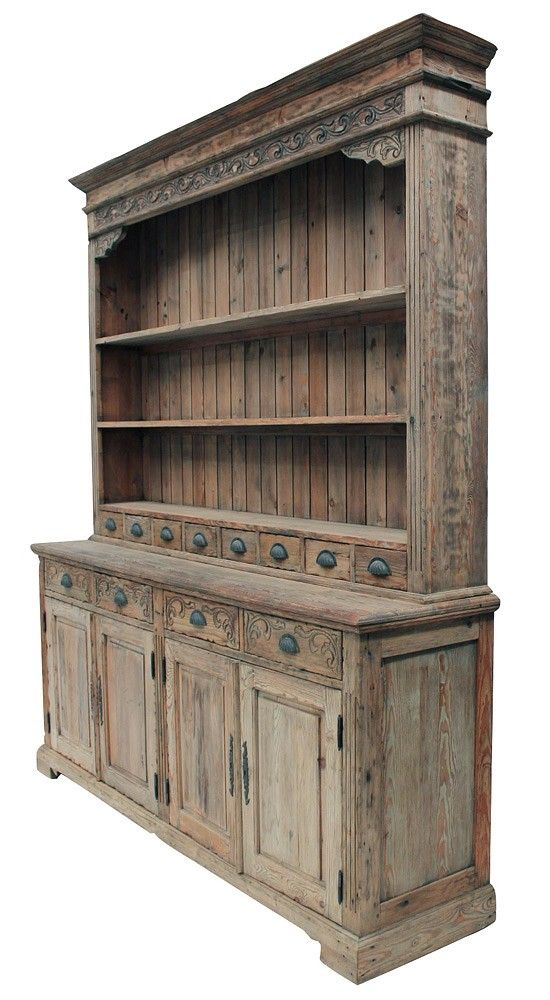 Large Kitchen Hutch - Hudson Furniture - Hudson Furniture