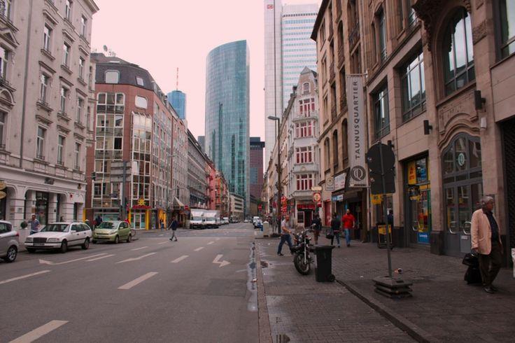 #Taunusstraße soll zur #Streetgallery werden