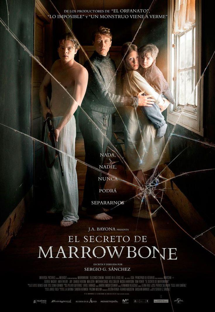 Marrowbone Full HD izle, Marrowbone türkçe dublaj izle. Marrowbone Filmi, genç bir adamın başından geçmektedir. kendisinden küçük 3 kardeşi..