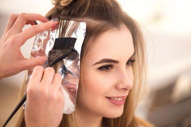 Swap To Vegetable Hair Dye