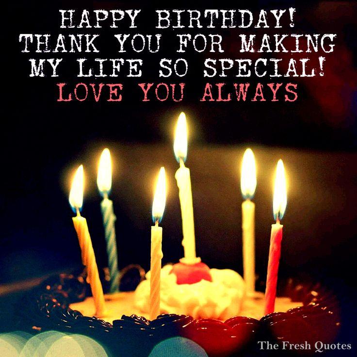 Birthday Message Kay Boyfriend: 25+ Best Ideas About Romantic Birthday On Pinterest