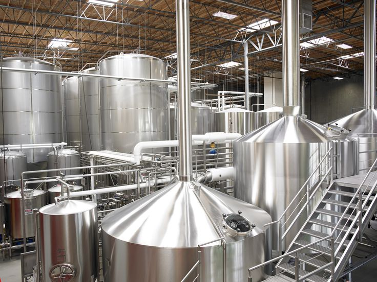 The Handsome 120 Bbl Stone Brewing Co Brewhouse That