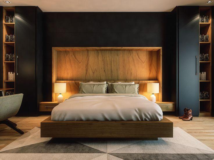 Schlafzimmer, Ideen