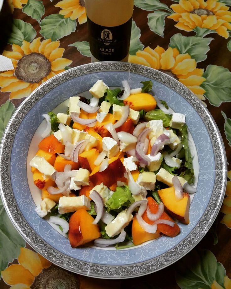 Sumner salad 😋