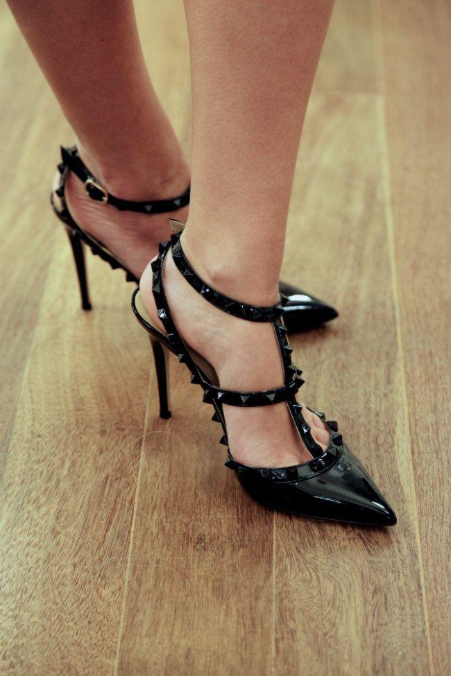 Blusa Zara / Sapatos Valentino / Bolsa Chanel                                                                                                                                                      Mais
