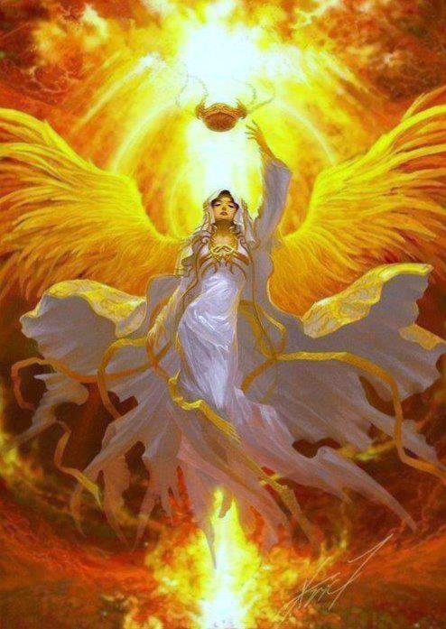 Samael (significa: Justicia de Dios), es el regente de Marte.