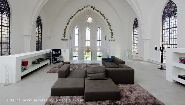 TrendHome :  Residential Church, Netherlands