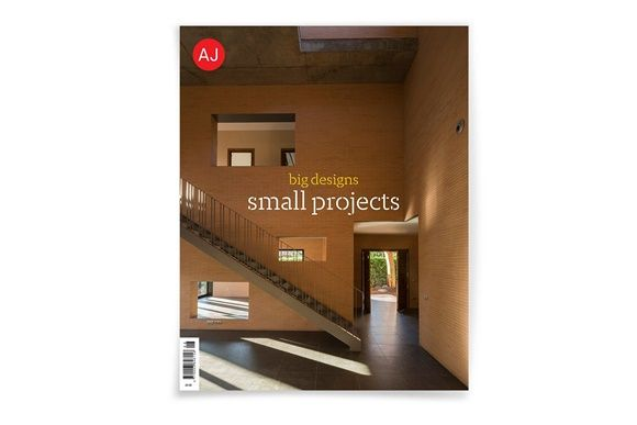 NEW ISSUE ARCHITECTS' JOURNAL 23.2.17 PRINT ARRIVED 28.2.17
