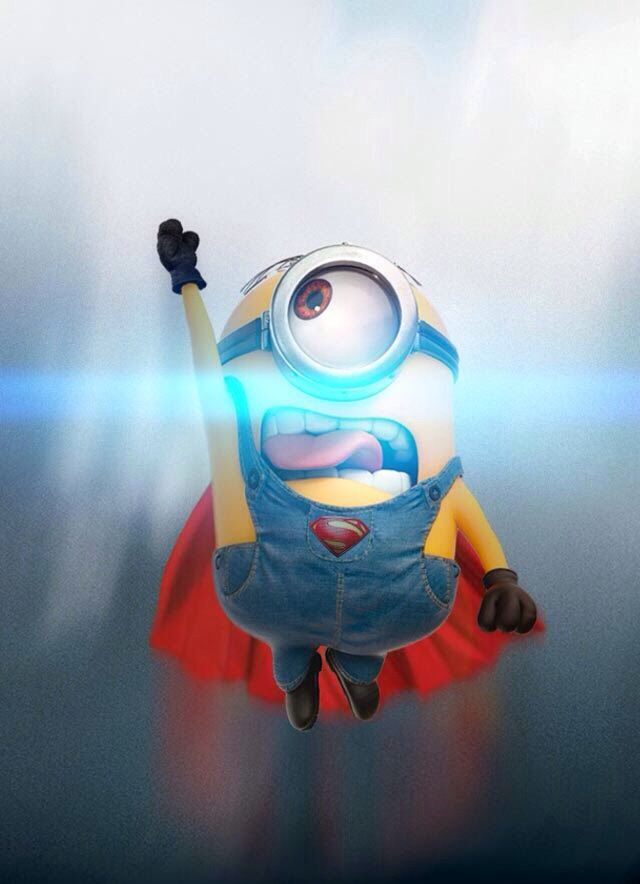 Super minion to the rescue