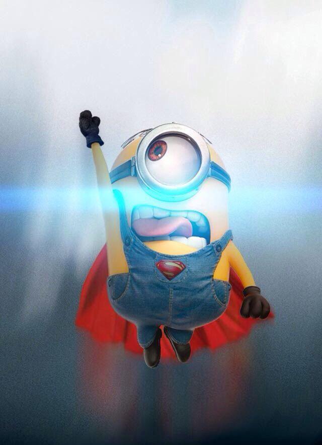 Super minion to the rescue