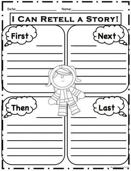 """first next then worksheet 