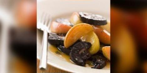 Recept witte pens met appel en truffel | e-gezondheid.be | Drupal