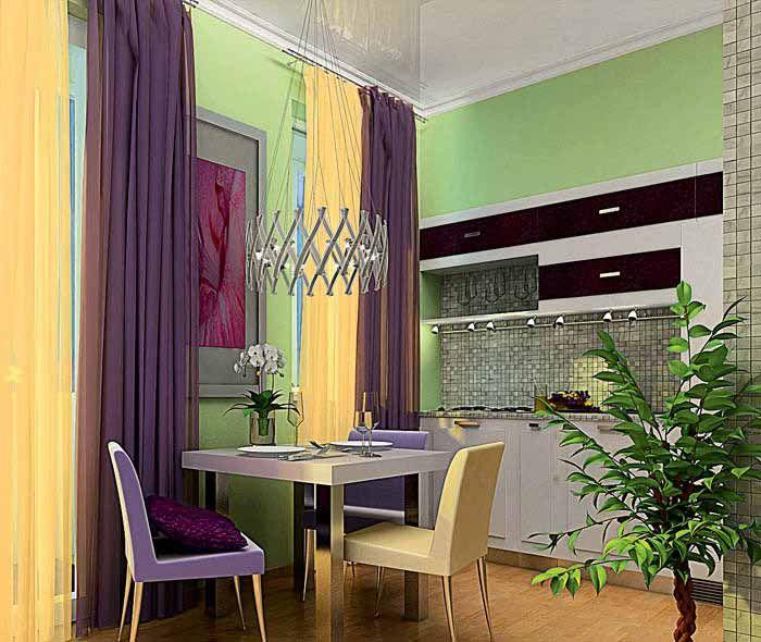 оформление интерьера кухни, цвета для кухни, кухни разных цветов, желтые, красные, коричневые, оранжевые, , дизайн интерьера кухни