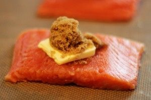 Recipe: Simple Brown Sugar Salmon