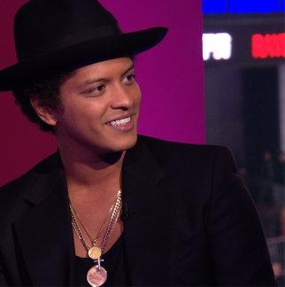 Bruno Mars On Album Opener 'Young Girls'