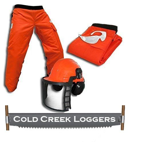 Professional Forestry Cutter's Combo Kit by Cold Creek Loggers (37 Inches)