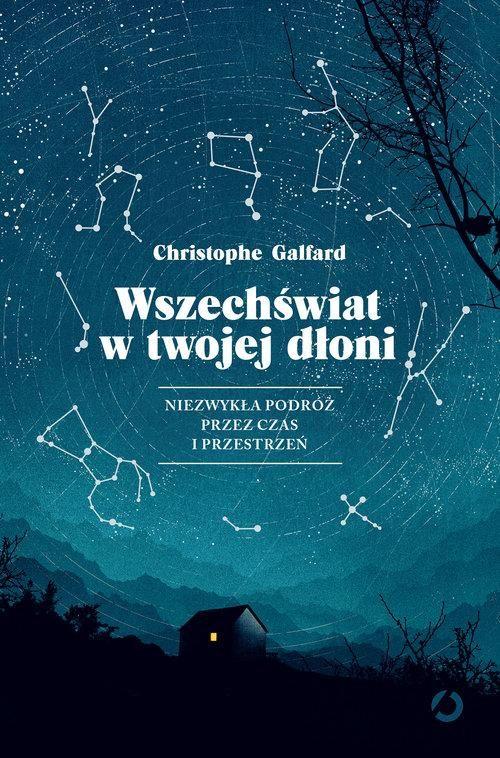 Wszechświat w twojej dłoni - Christophe Galfard | Książka | merlin.pl